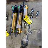 ENERPAC HAND PUMPS AND ATTACHMENT