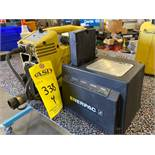 ENERPAC PBR12001B HYDRAULIC PUMP AND BATTERY CHARGER