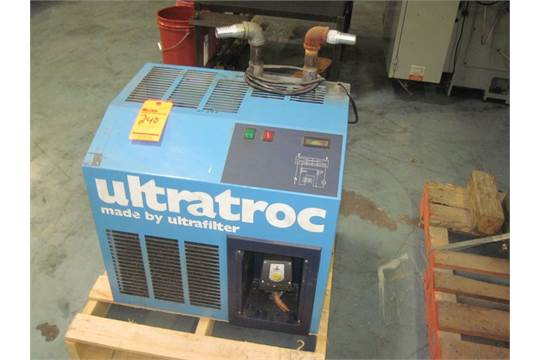 Ultrafilter Ultratroc m/n SD 0175-60 air dryer, Type 443, 115 volt on
