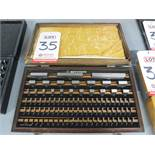 MITUTOYO 516-902 GAGE BLOCK SET