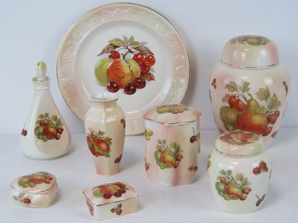 A quantity of Royal Worcester Spode Pali