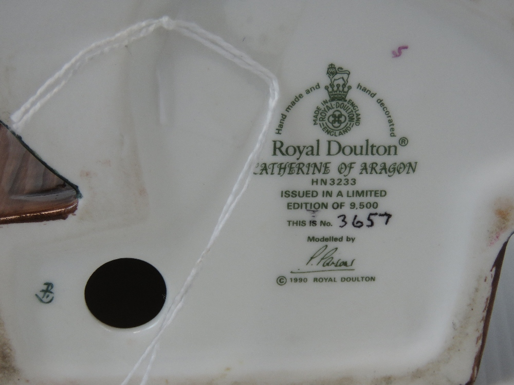 A limited edition Royal Doulton figure o - Image 2 of 2