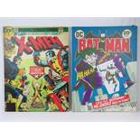 Two comic book themed stretched canvas p