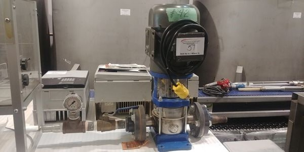 Lot 57 - Aurora Electric Fluid Pump