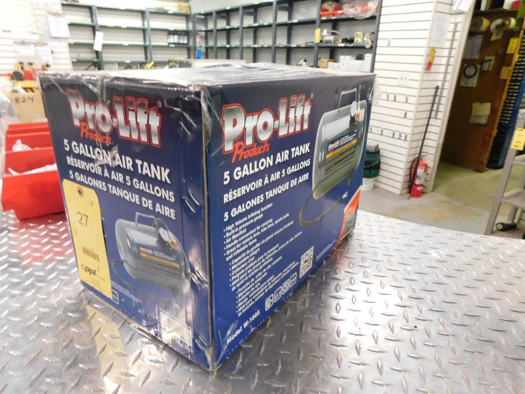 Pro-Lift 5 Gallon Portable Air Tank