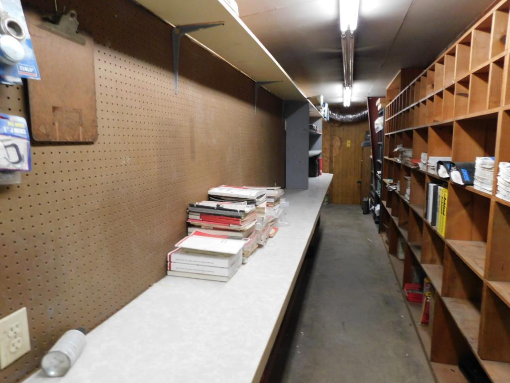 LOT: Contents of Room including Assorted Owners Manuals, Service Manuals & Operators Manuals - Image 2 of 3