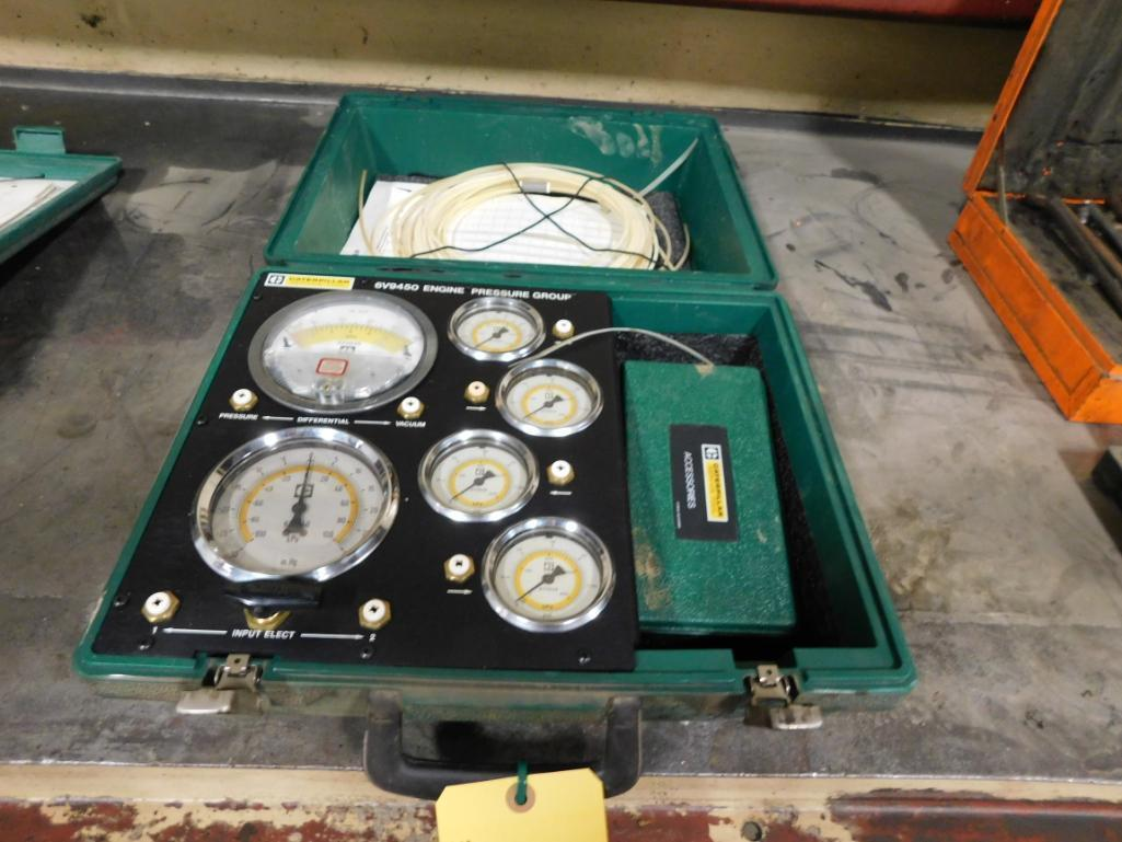 Cat 6V9450 Engine Pressure Group Tester
