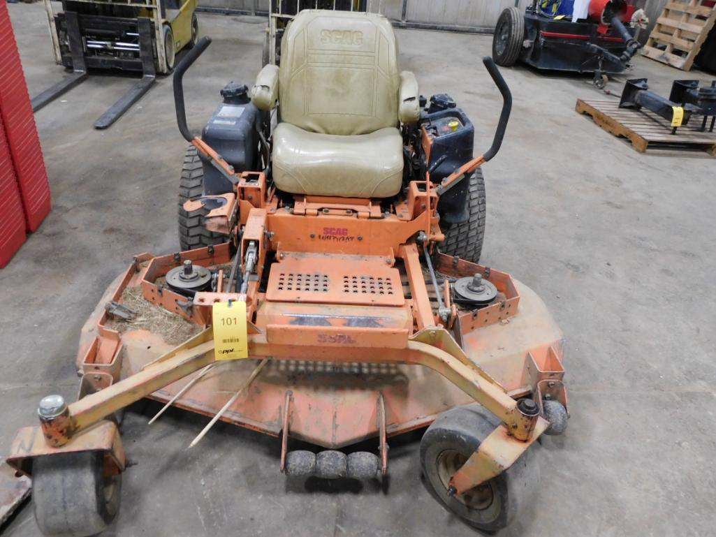 Scag Wildcat Zero Turn Lawn Mower, with 25 HP Kohler Motor