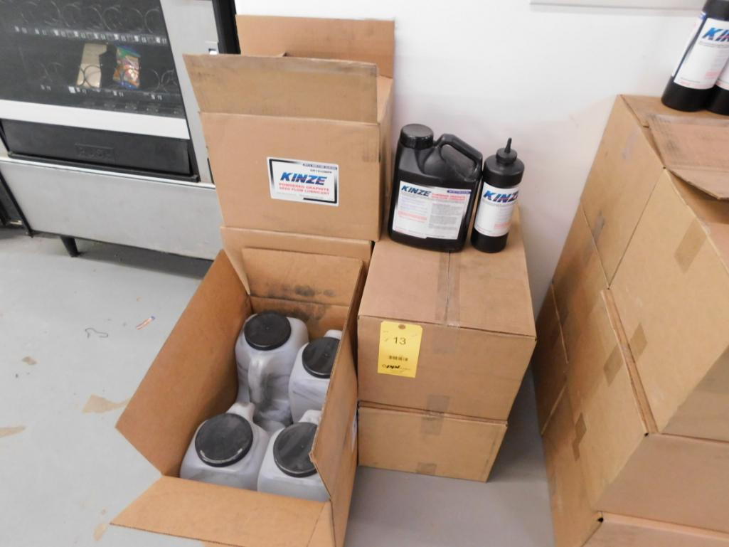 LOT: (6) Cases of Kinze Powdered Graphite Seed Flow Lubricant