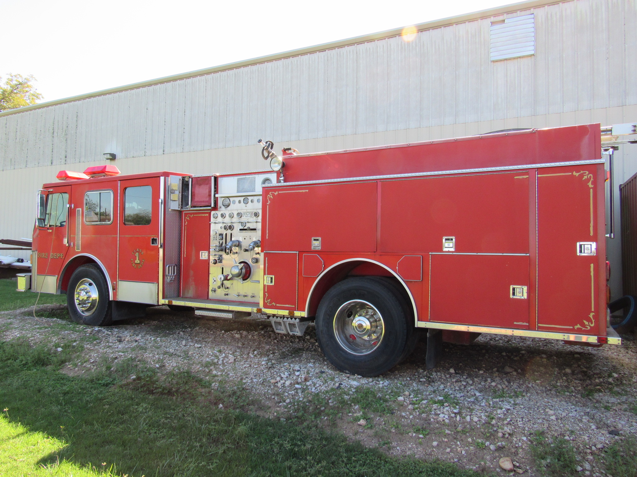 Ottawa / Beck Fire Truck - Image 2 of 6