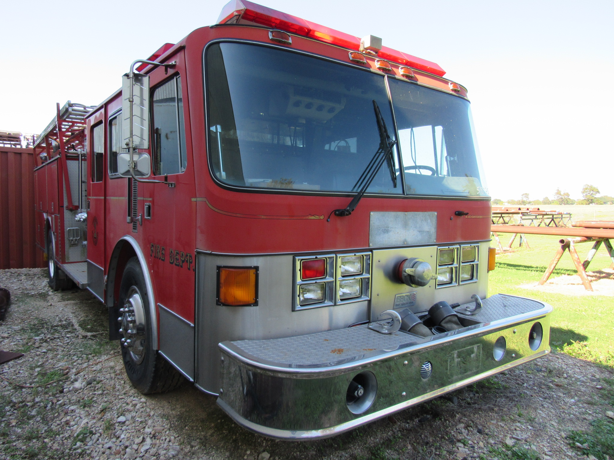 Ottawa / Beck Fire Truck - Image 4 of 6