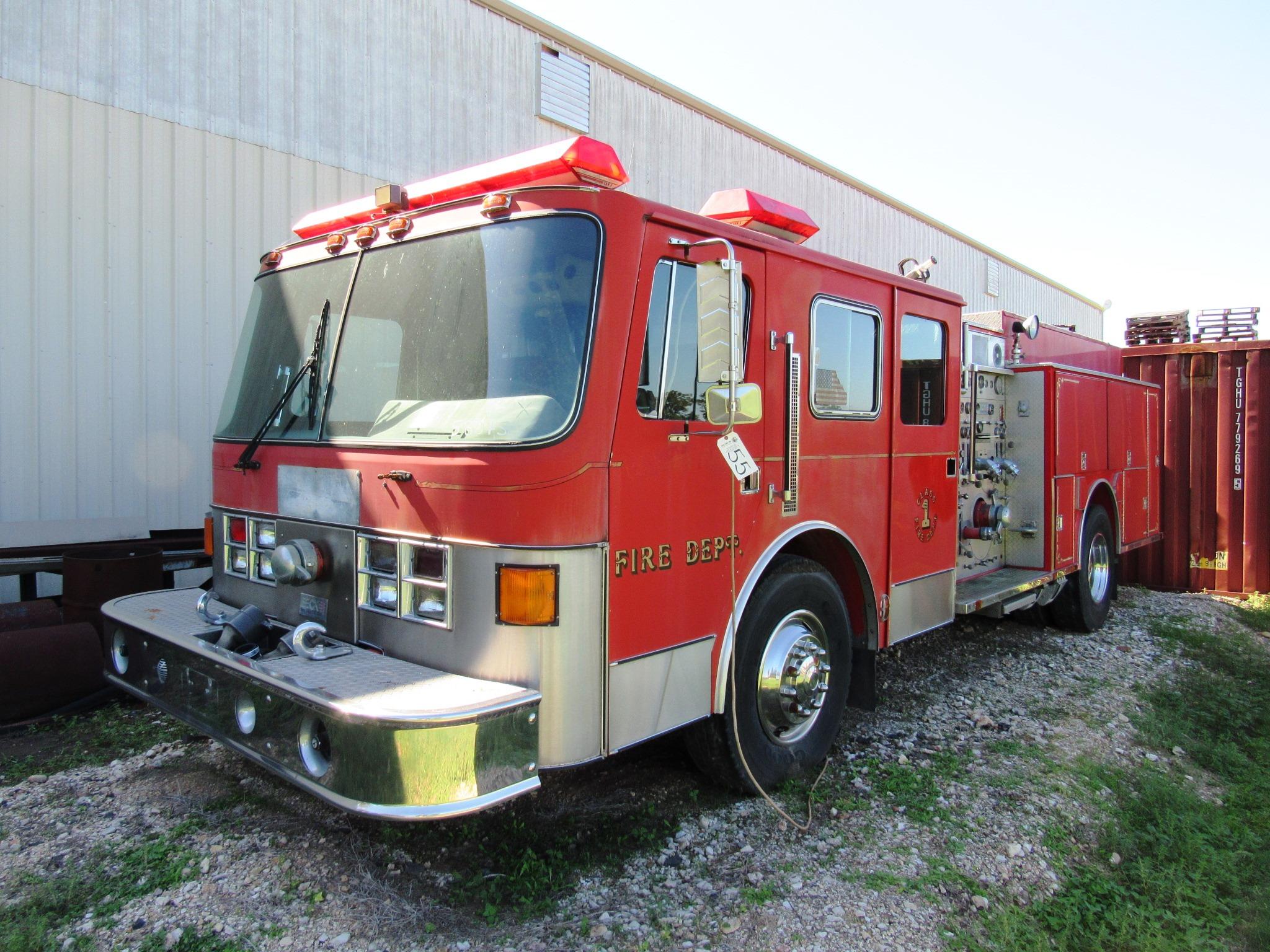 Ottawa / Beck Fire Truck