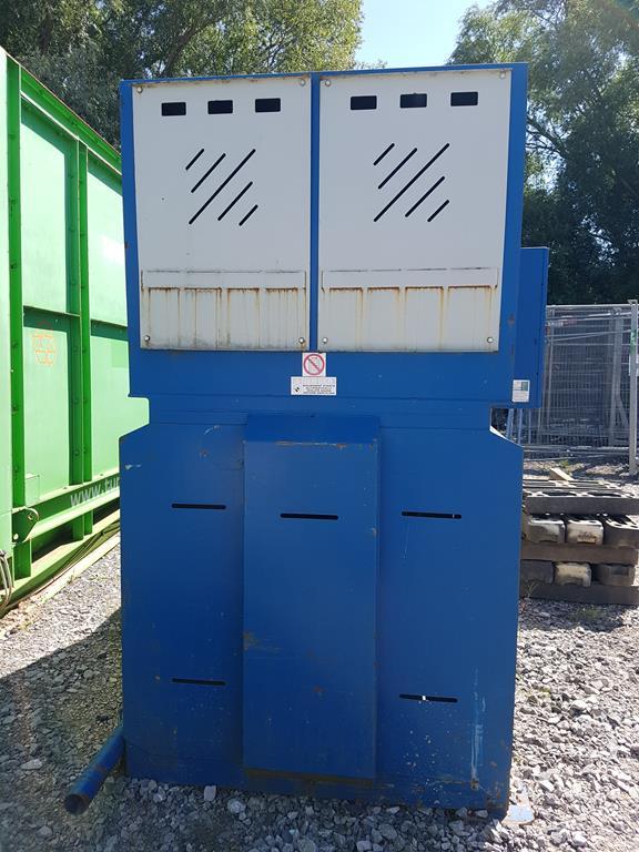 Waste Handling Solutions 80 tonnes capacity horizontal Baler - Image 10 of 13