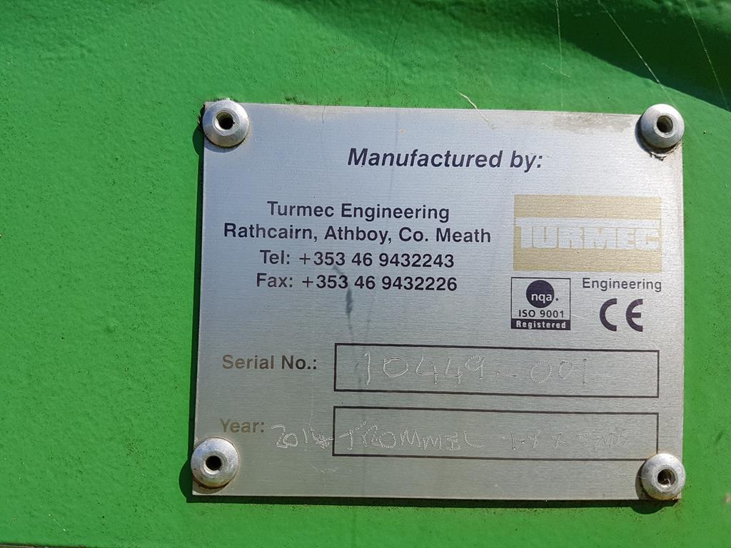 2014 Turmec Trommel - Image 2 of 13
