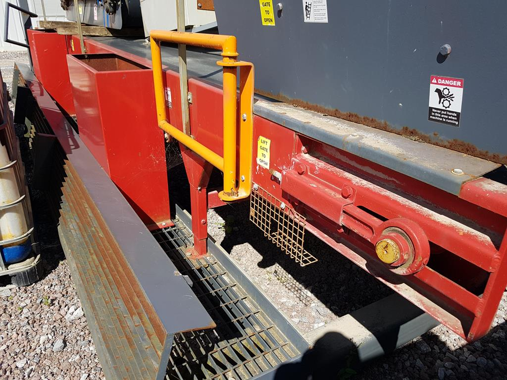 An RPM Rubber Belt Picking Line - Image 5 of 15