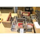 LOT - (14) MISC INSPECTION ANGLE PLATES