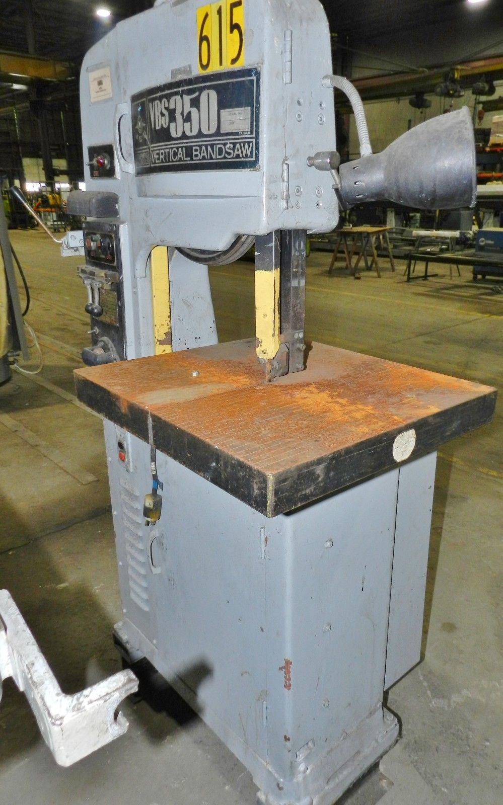 "Lot 47 - JET 14"" Vertical Band Saw"