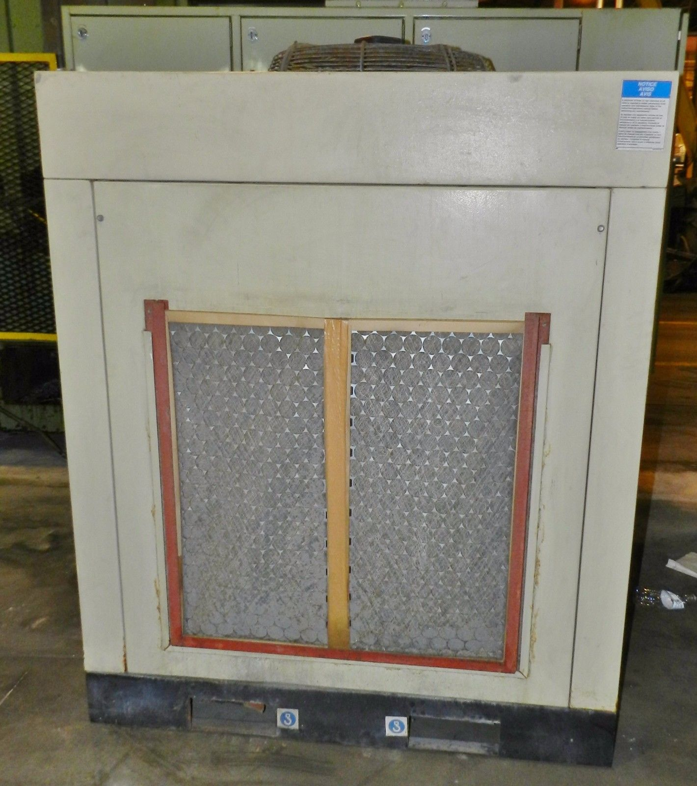 Lot 42 - Ingersoll Rand TS6A Refigerated Air Dryer
