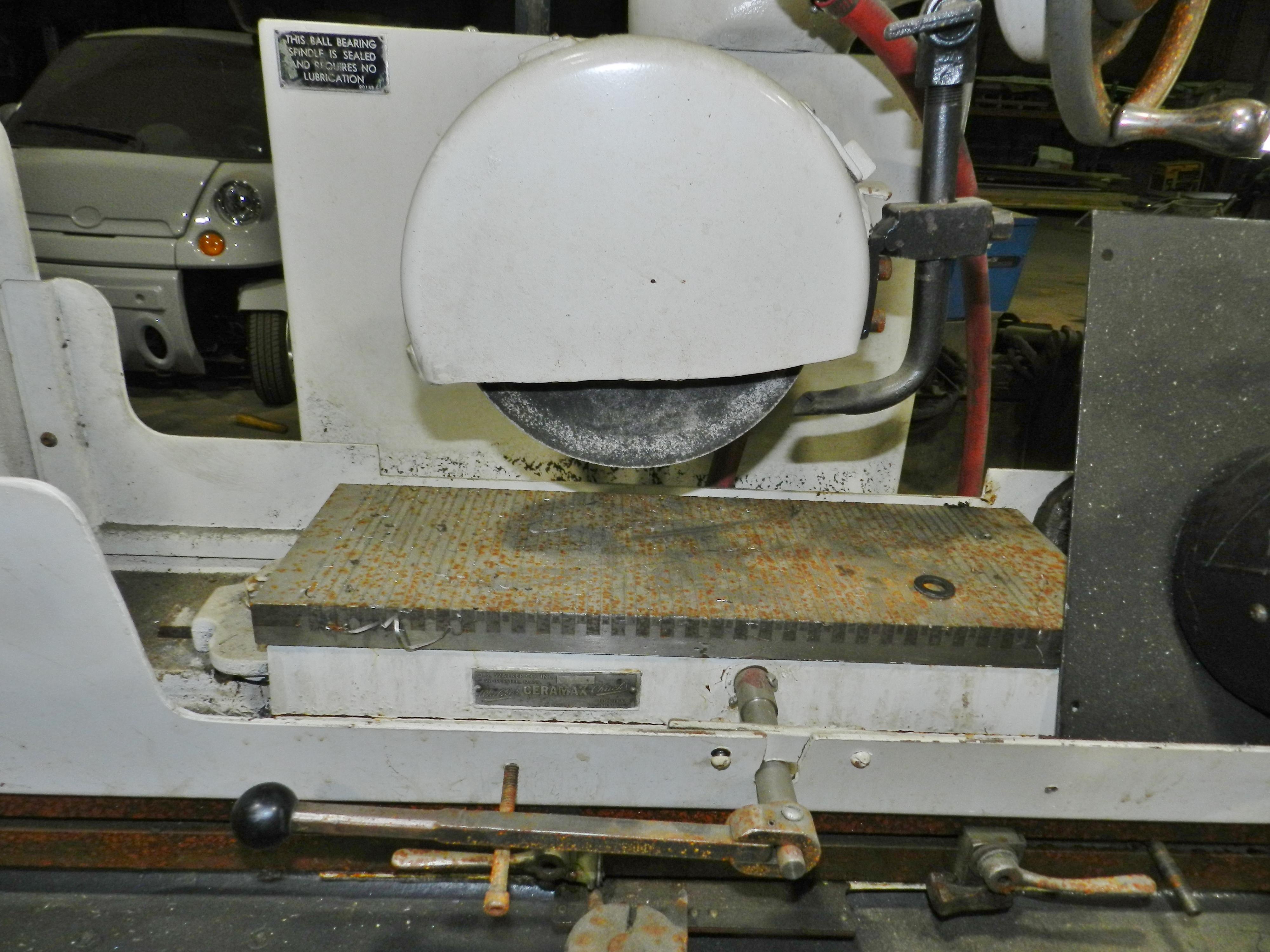 Lot 52 - Norton 6 x 18 Surface Grinder