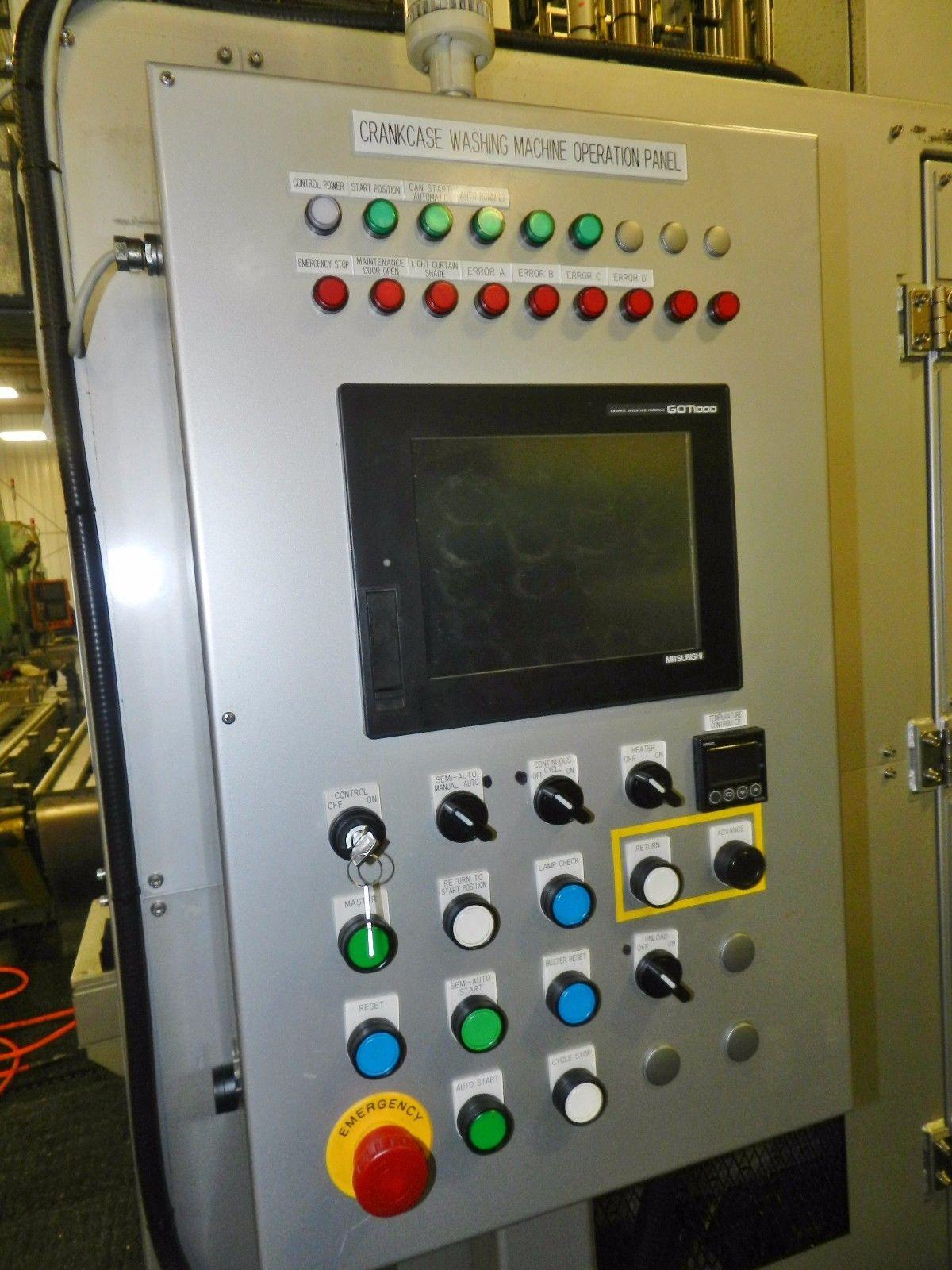 Lot 10 - Kan Manufactoru Dual Vacuum Parts Washer
