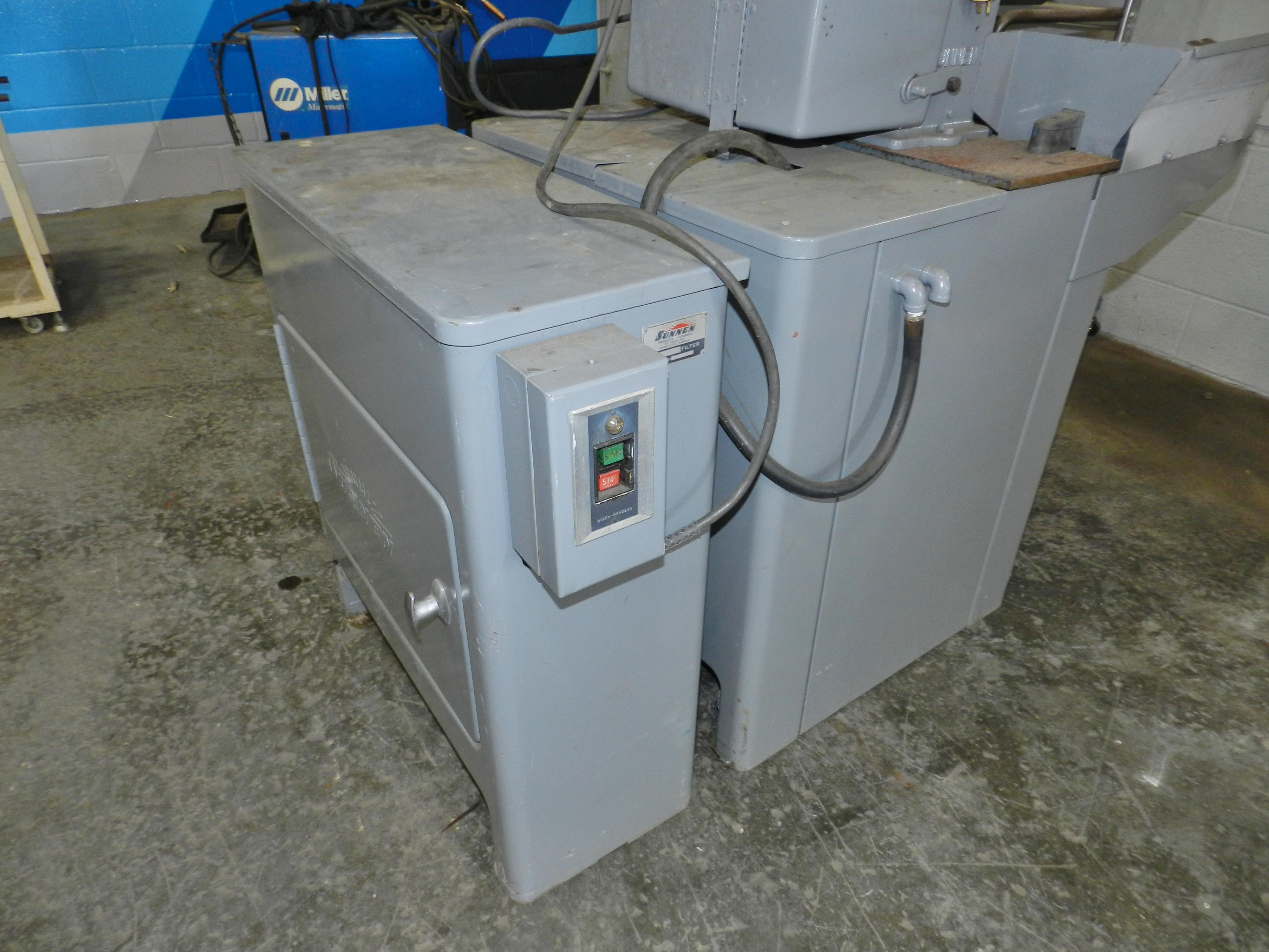 Lot 49 - Sunnen Manual Stroke Precision Honing Machine