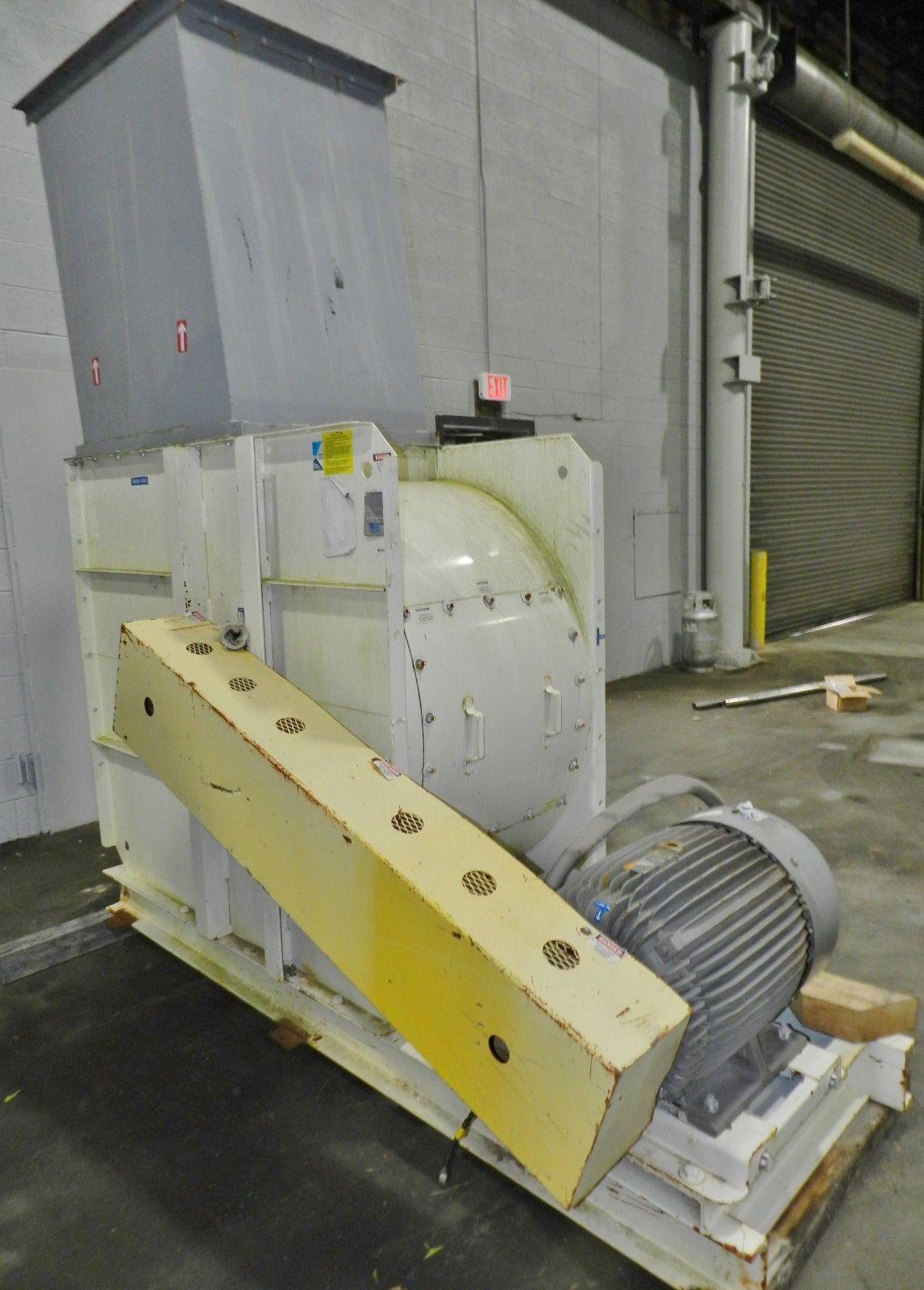 Lot 40 - American Fan Company 75HP Blower