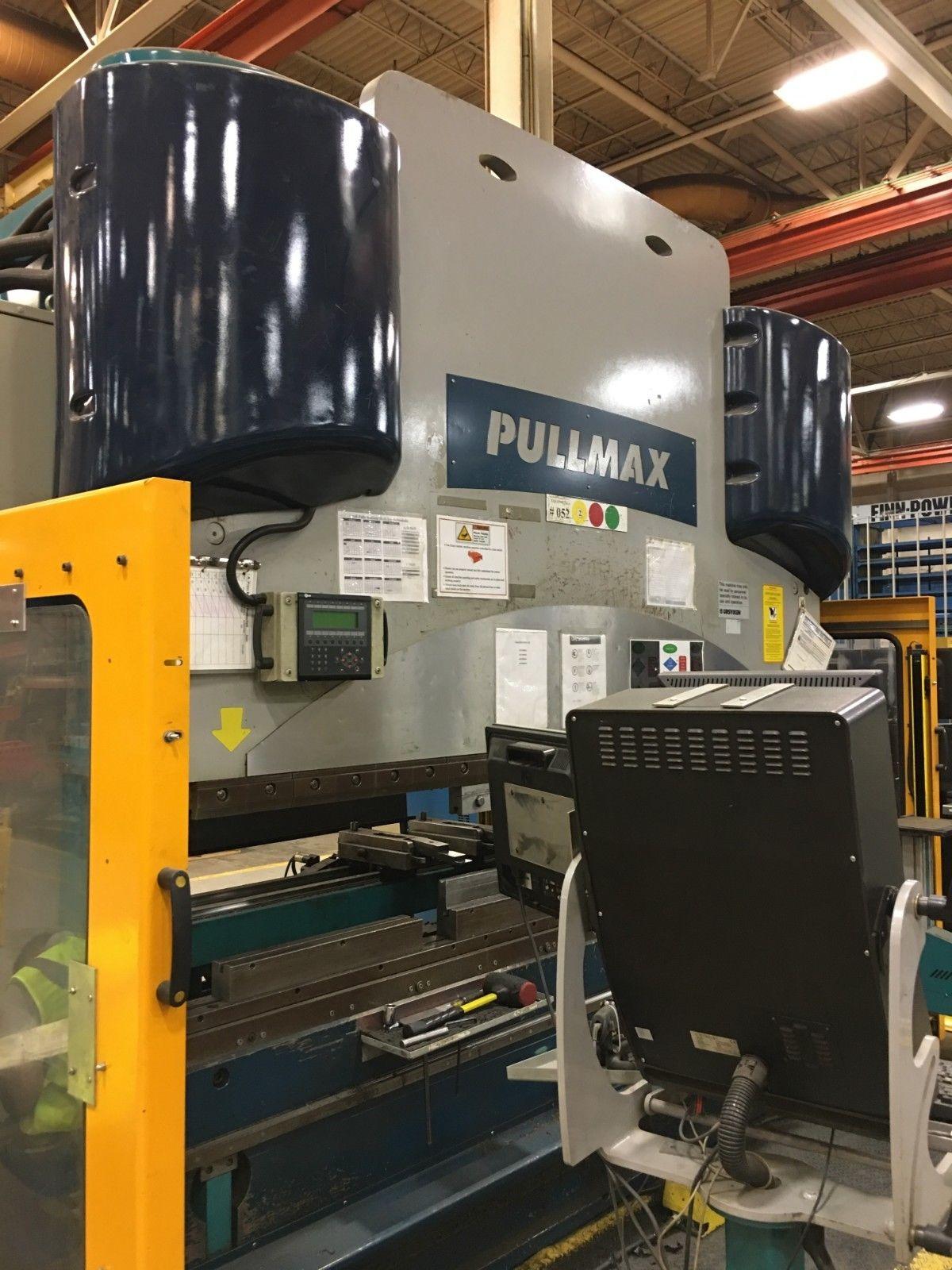 Lot 8 - Pullmax Optiflex 130 CNC Press Brake 130 Tons