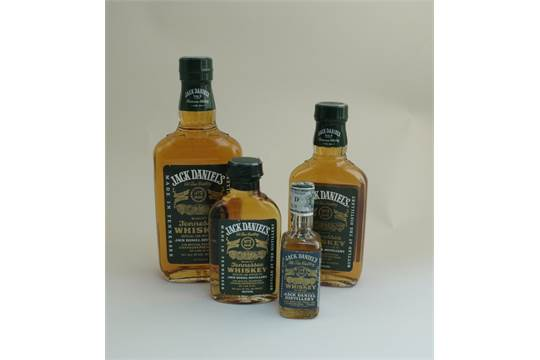 Dating jack daniels bottle