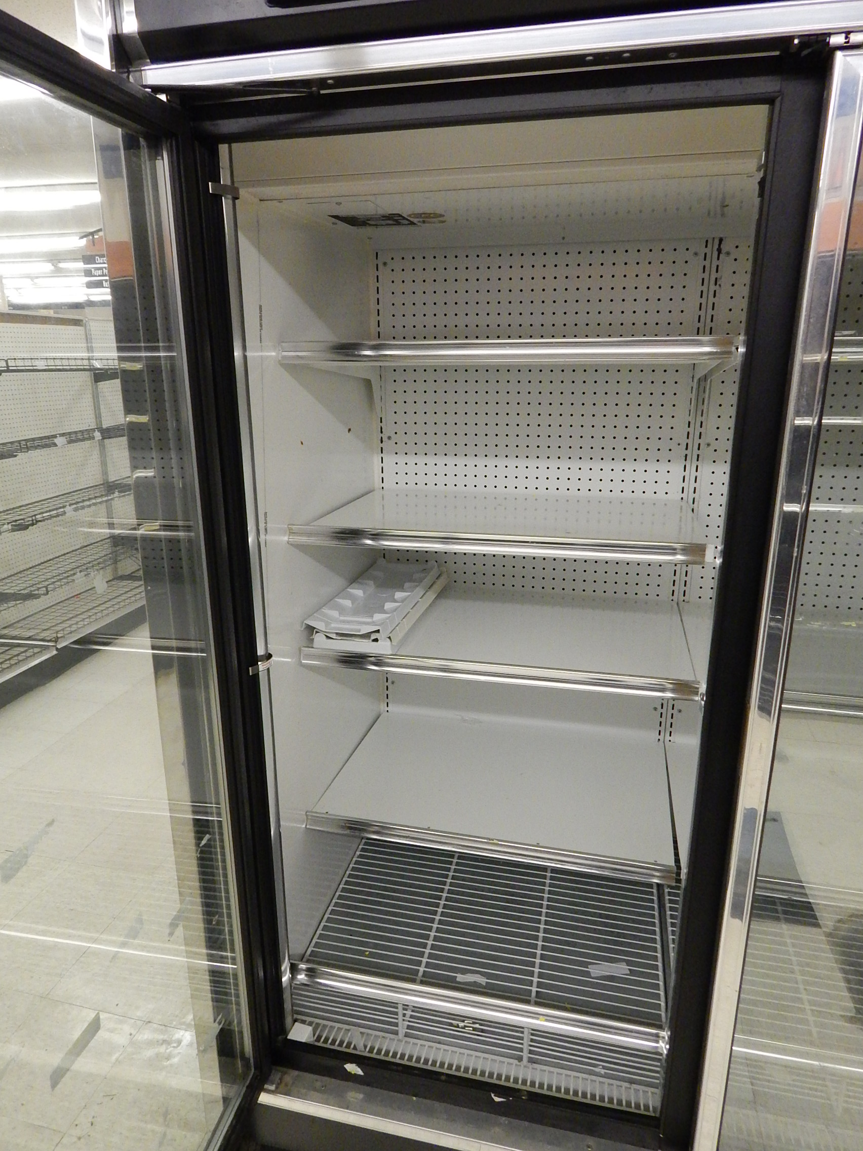 Crown Tonka Walk In Cooler Doors Commercial Freezer Doors
