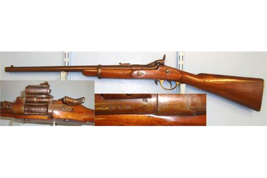 OFFICER'S QUALITY, 1874 Enfield Tower Snider  577 Calibre Cavalry