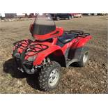 2008 Honda TRX420E RancherES EFI Quad VIN Not Available, Winch, 202miles (One Owner Unit) VIN Not