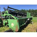 John Deere 925 Flex Header Pickup Reel (Transport Sells Seperate) Pickup Reel (Transport Sells