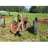 Antique Breaking Plow