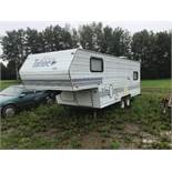 1998 21MB-FW Tahoe Lite by Thor 5th Wheel Holidayr VIN 4XTFN2125XC111223 Sleeps 6, Rear Bumper Hitch