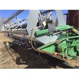 John Deere 925 Rigid Header s/n M00925P645987 Crop Lifters, U-ll Pickup Reel (Transport Sells