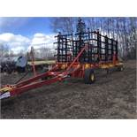 2009 Bourgalt 7200 60ft Heavy Harrow s/n 39532HH-14 26in Tines s/n 39532HH-14 26in Tines