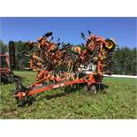 1999 Bourgalt 5710 54ft Air Drill s/n 35867A11-14 10in Spacing, 4in Rubber Packers. C/W 1999 4300