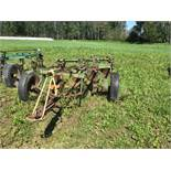 4-Bottom John Deere Plow