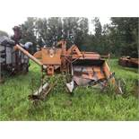 Allis Chalmers All-Crop Harvester Recently used for Husking Sweet Clover Recently used for Husking