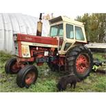 1972 International 1466 2wd Tractor s/n 2650116U009324 130HP s/n 2650116U009324 130HP
