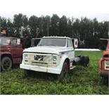 GMC 6500 Cab & Chassis 366 Eng, (Parts Only) Truck was running when parked some years ago. 366