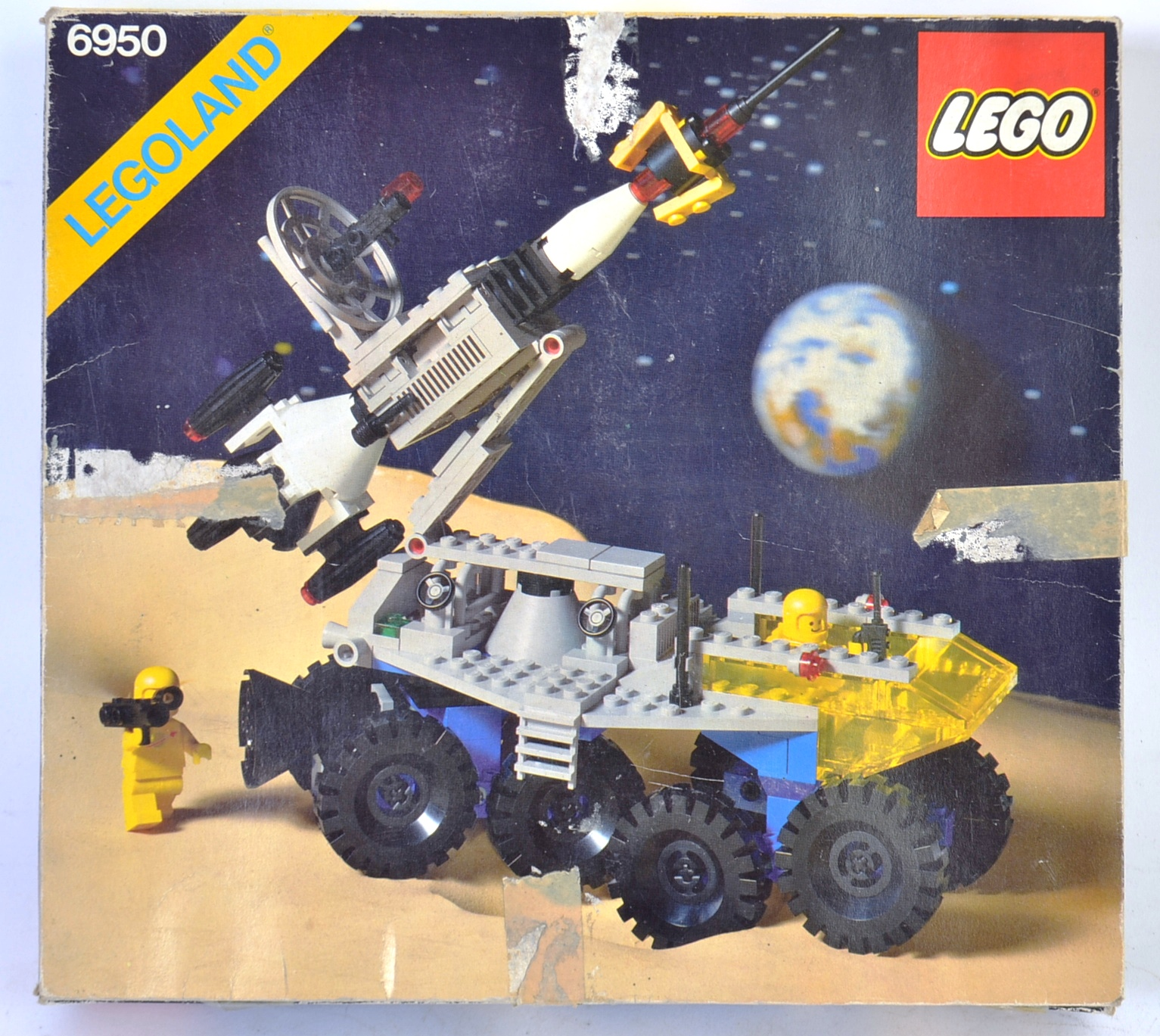 Lego Space is a Lego theme that features astronauts, spaceships, and extraterrestrial life. Originally introduced in , it is one of the oldest and most expansive themes in Lego history, and contains over individual sets.