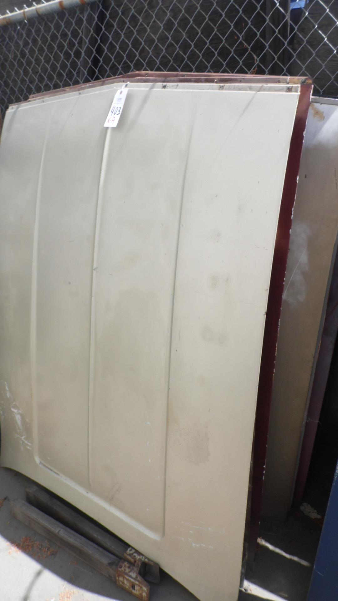Lot 403 - FORD & MUSTANG HOODS 1971-73