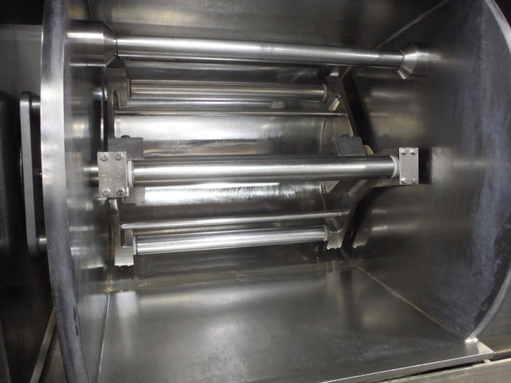SS Peerless rollerbar mixer, Model 84011, SN 555111, with control panel / Rigging Fee: $700 - Image 2 of 10
