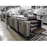 Lawrence Equipment 3 pass oven, Model 0F03412-09, SN F0263 / Rigging Fee: $336