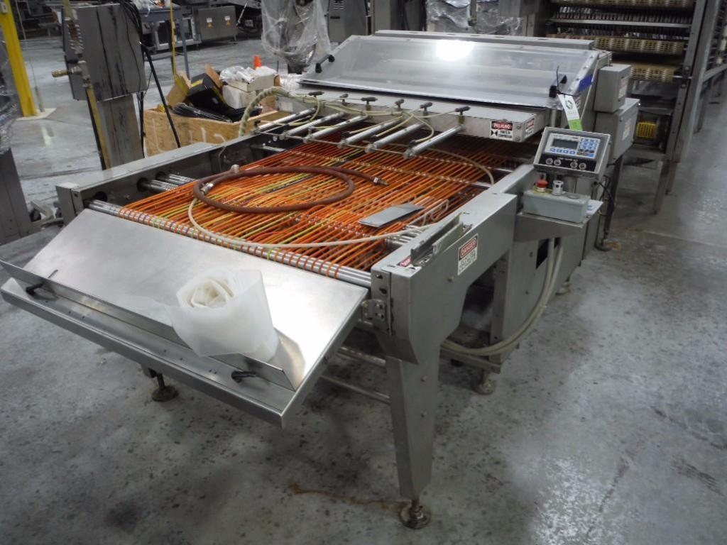 ARR Tech tortilla counter/stacker / Rigging Fee: $200 - Image 2 of 7