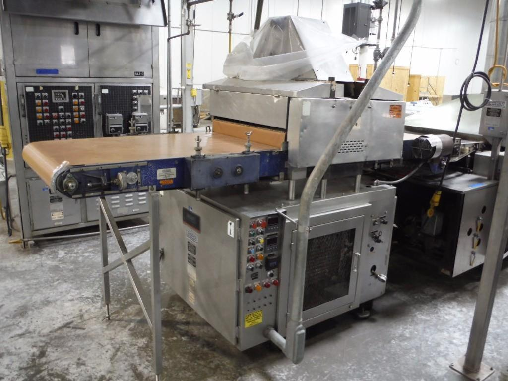 Lawrence equipment 4x4 legend press, Model OFP3233-09, SN FP389, 33 in. x 33 in. / Rigging Fee: $650 - Image 5 of 7