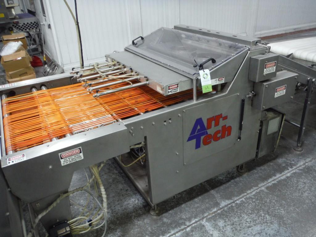 Bulk bid of lots 52A-63 including (1) 2006 Gemini Divider/Rounder, Type TWS, Machine No 267353, ( - Image 21 of 30
