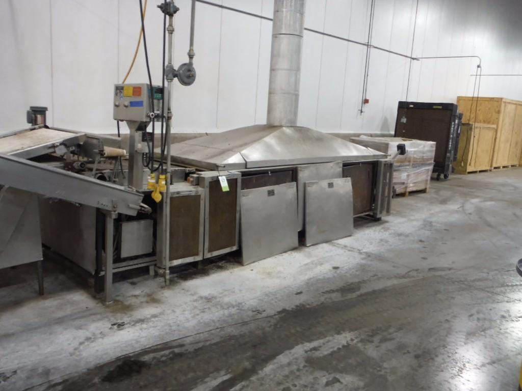 Bulk bid of lots 41, 42, 43, 44, (1) SS extruder, 46 in. long x 18 in. wide x 28 in. tall hopper, (1 - Image 3 of 6