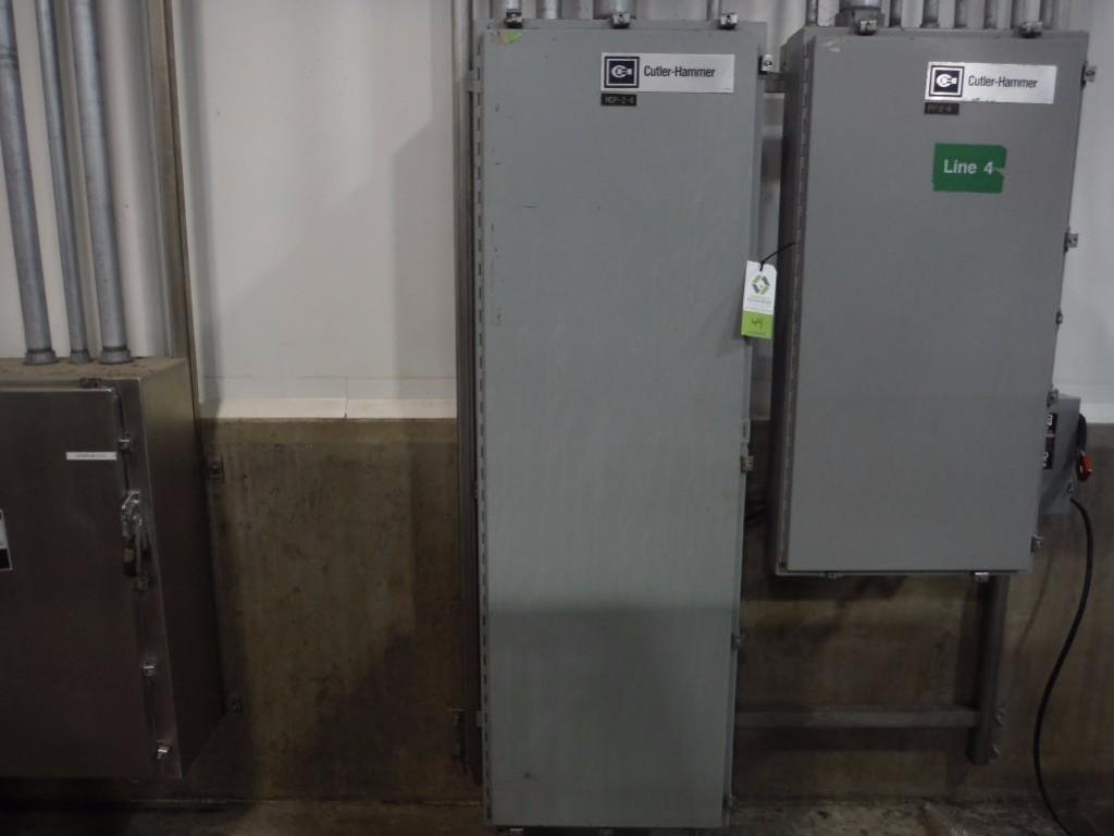 Cutler-Hammer panelboard / Rigging Fee: $350